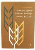 Struktura agrarna Królestwa Polskiego na przełomie XIX i XX w.