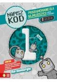 Napisz kod 1 Programowanie dla najmłodszych