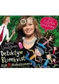 Detektyw Blomkvist żyje niebezpiecznie. Audiobook
