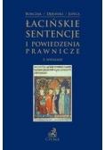 Łacińskie sentencje i powiedzenia prawnicze w.3