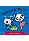 Kicia Kocia i Nunuś na nocniku