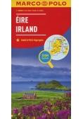 Mapa ZOOM System. Irlandia 1:300 000 plan miasta