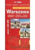 Plan Miasta EuroPilot. Warszawa br