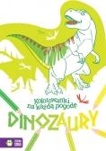 Kolorowanki na każdą pogodę. Dinozaury