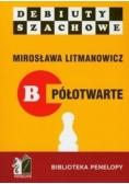 Jak rozpocząć partię szachową, część B półotwarte