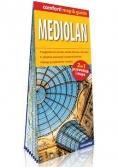 Comfort!map&guide Mediolan 1:12 000 2w1