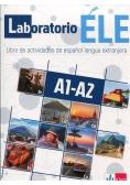 Laboratorio ELE A1-A2 Język hiszpański Podręcznik z ćwiczeniami Zakres podstawowy