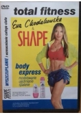 Total fitness, DVD