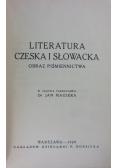 Literatura Czeska i Słowacka ,1929r.