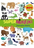 Supernaklejki: Zwierzęta świata