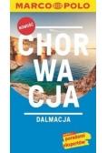 Chorwacja Dalmacja - przewodnik z mapą w etui