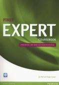 First Expert Coursebook + CD