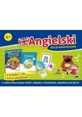 Angielski dla przedszkolaka 4+ Pakiet EDGARD