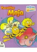 Pszczółka Maja. Wodą malowane
