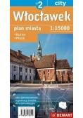 Plan miasta Włocławek/Płock +2 1:18 000 DEMART