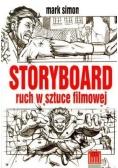 Storyboard ruch w sztuce filmowej
