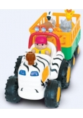 Traktor safari