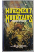 Movement of mountains