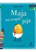 Czytam sobie - Maja na tropie jaja