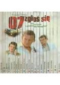 07 zgłoś się.Kolekcja książek o poruczniku Borewiczu, tom1-21