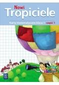 Nowi Tropiciele SP 1 Matematyka ćwiczenia cz.1