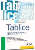Tablice geograficzne GREG
