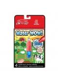 Kolorowanka wodna Farma