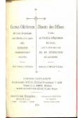 Chants des saluts et des processions , 1922 r.