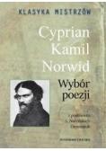 Klasyka mistrzów. Cyprian Kamil Norwid. Wybór...