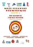 Moje pierwsze niemieckie słowa - Ubrania i pogoda