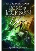 Percy Jackson i bogowie T1 Złodziej pioruna w.2016