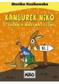 Kangurek NIKO i zadania matematyczne dla klasy I