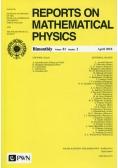 Reports on Mathematical Physics 81/2 wersja krajowa