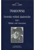 Lwowskie wykłady akademickie T.1