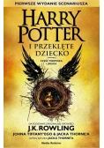 Harry Potter 8 Przeklęte Dziecko cz. I i II BR