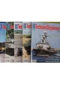 Nowa technika wojskowa, zestaw  5 czasopism