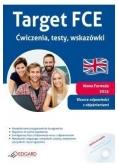 Target FCE Ćwiczenia, testy, wskazówki + CD