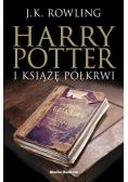 Harry Potter 6 Książe Półkrwi (czarna edycja)