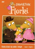 Pamiętniki Florki - Florka dziwi się sobie.. DVD
