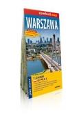Comfort!map Warszawa 1:29 000 plan miasta