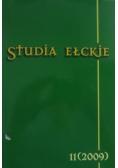 Studia ełckie 11/2009
