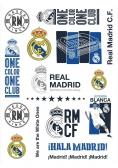 Tatuaże wodne RM-11 Real Madrid ASTRA