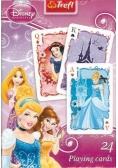 Karty 24 listki - Księżniczki TREFL