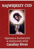 Największy cud. Tajemnica Eucharystii...