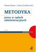 Metodyka pracy w sądach administracyjnych w.2