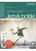 J.polski LO 5 Odkrywamy... podr ZPR w. 2017 OPERON