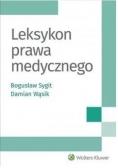 Leksykon prawa medycznego
