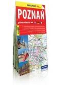 See you! in... Poznań - plan miasta 1:20 000
