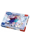 Puzzle 160 Frozen TREFL