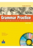 Grammar practice for elementary students + CD